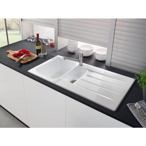 Второе изображение товара Смеситель Villeroy & Boch Como Shower для кухонной мойки 925200LC