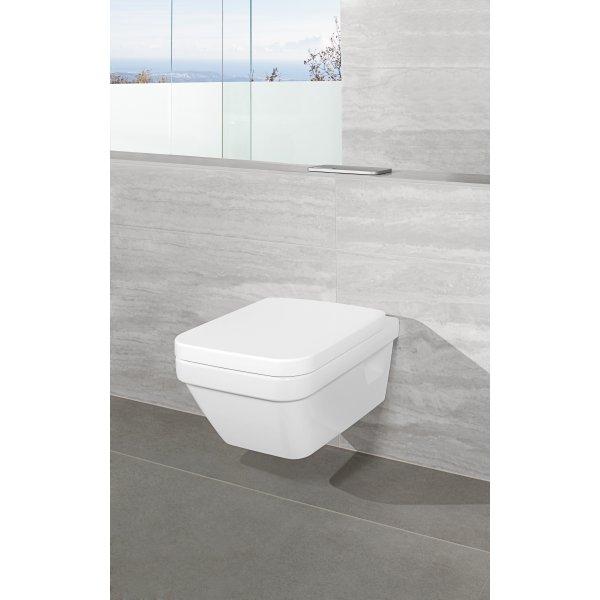 Второе изображение товара Унитаз подвесной с сиденьем Villeroy & Boch Architectura 5685HR01