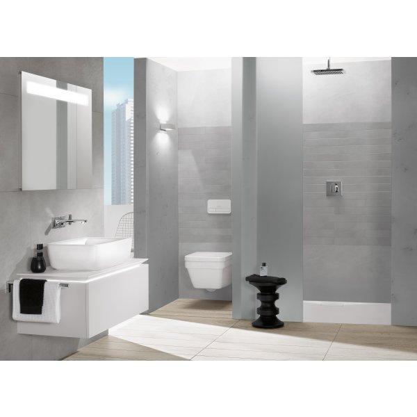 Второе изображение товара Зеркало 90 х 75 см Villeroy & Boch More To See 14 с подсветкой и аудиосистемой A4329000