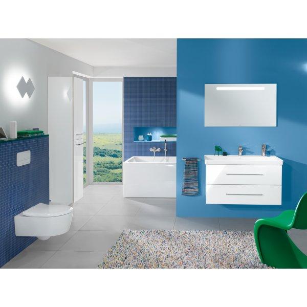 Второе изображение товара Зеркало 100 х 60 см Villeroy & Boch More To See One с подсветкой A430A400