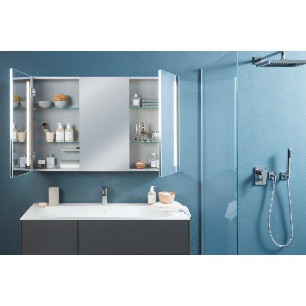 Второе изображение товара Зеркальный шкаф Villeroy & Boch My View 14 с подсветкой A4231200