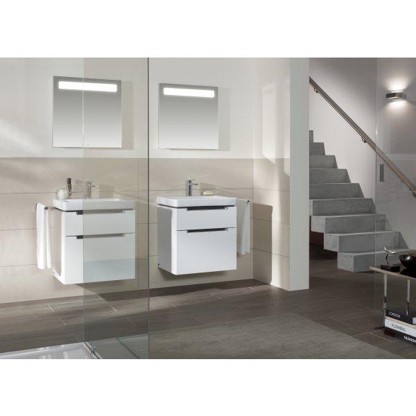 Второе изображение товара Зеркало 60 х 75 см Villeroy & Boch More To See 14 с подсветкой и аудиосистемой A4326000