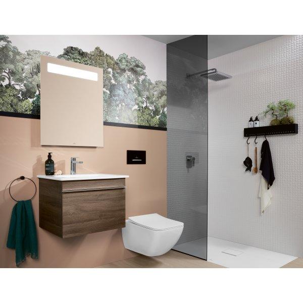 Второе изображение товара Зеркало 60 х 75 см Villeroy & Boch More To See 14 с подсветкой A4296000
