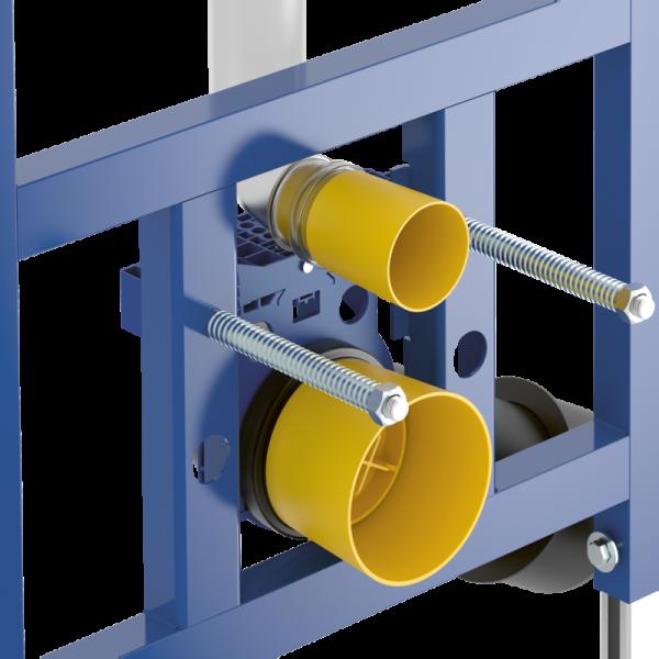Второе изображение товара Система инсталляции для унитаза Villeroy & Boch ViConnect 92246100