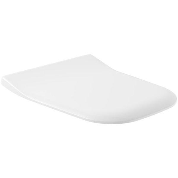 Второе изображение товара Сиденье для унитаза SlimSeat Villeroy & Boch Joyce с крышкой SlimSeat SoftClosing QuickRelease 9M62S101