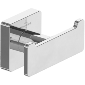 Двойной крючок для полотенецVilleroy&Boch Elements TVA15201200061