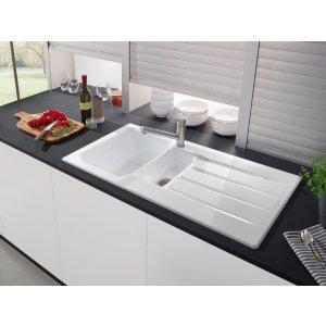 Смеситель Villeroy & Boch Como Shower для кухонной мойки 925200LC