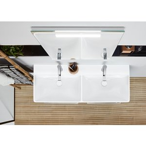 Раковина Villeroy & Boch Avento 47x120 см, настенный монтаж 4A23CKR1