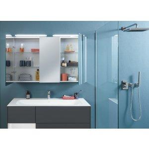 Зеркальный шкаф Villeroy & Boch My View One с подсветкой A4401200