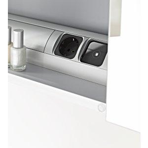Зеркальный шкаф Villeroy & Boch My View 14 с подсветкой A4221000