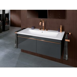 Раковина Villeroy & Boch Venticello 50 x 120 см CeramicPlus 4104CLR1