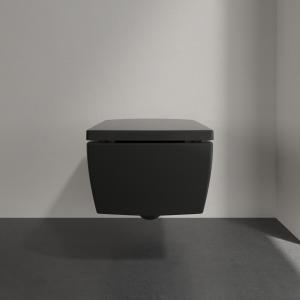 Унитаз подвесной Villeroy & Boch Memento 2.0 CeramicPlus 4633R0S5