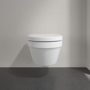 Унитаз подвесной с сиденьем Villeroy & Boch Architectura CeramicPlus 4694HRR1