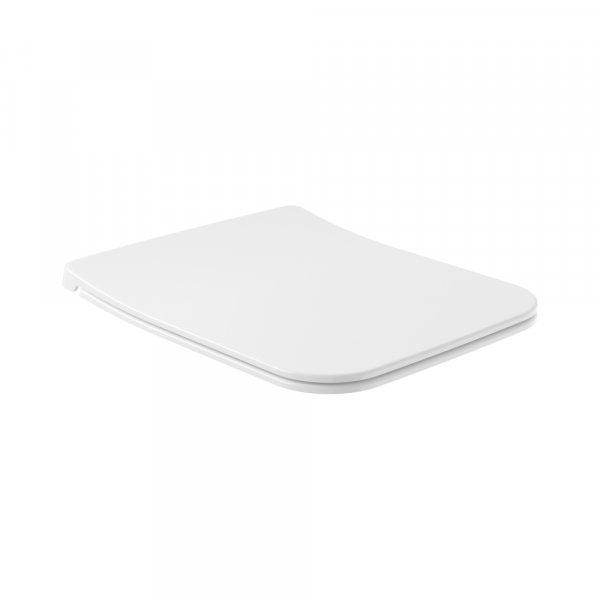 Сиденье для унитаза SlimSeat-Sandwich Villeroy & Boch Venticello с крышкой SoftClosing QuickRelease 9M80S101