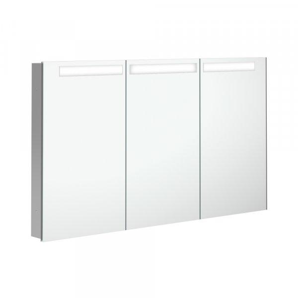 Зеркальный шкаф Villeroy & Boch My View In с подсветкой встраиваемый A4351300