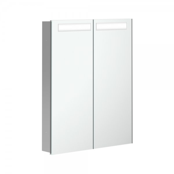 Зеркальный шкаф Villeroy & Boch My View In с подсветкой встраиваемый A4356000