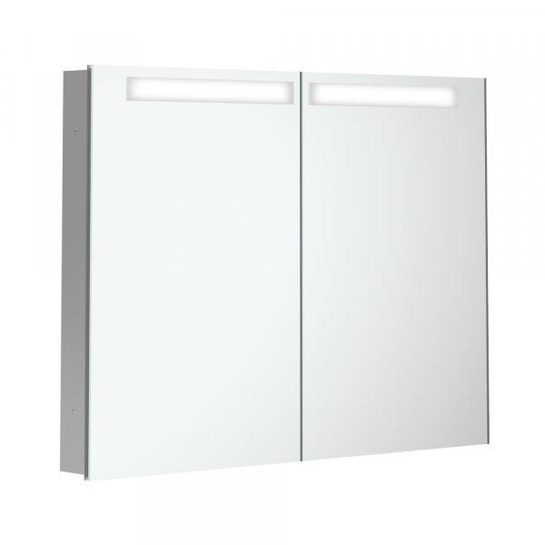 Зеркальный шкаф Villeroy & Boch My View In с подсветкой встраиваемый A4358000
