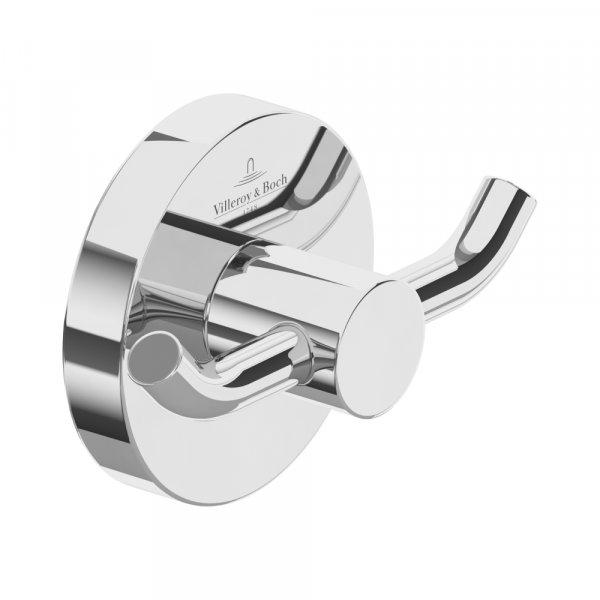Крючок для полотенец Villeroy&Boch Elements двойной TVA15101200061