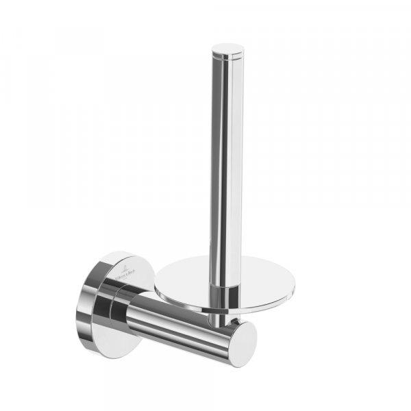 Держатель для туалетной бумаги Villeroy&Boch Elements без крышки (запасной) TVA15101500061