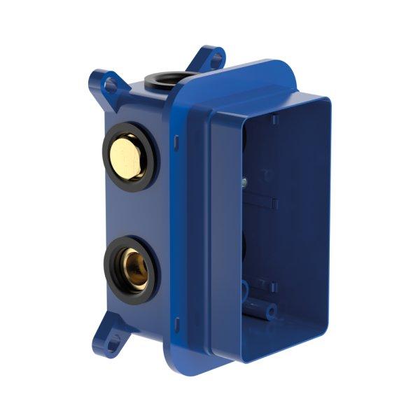 Корпус термостата Villeroy&Boch для скрытого монтажа с предохранительным устройством, ViBox TVD00065100000