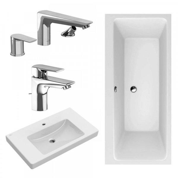 Комплект для ванной комнаты Villeroy&Boch Subway 2.0 1003GR