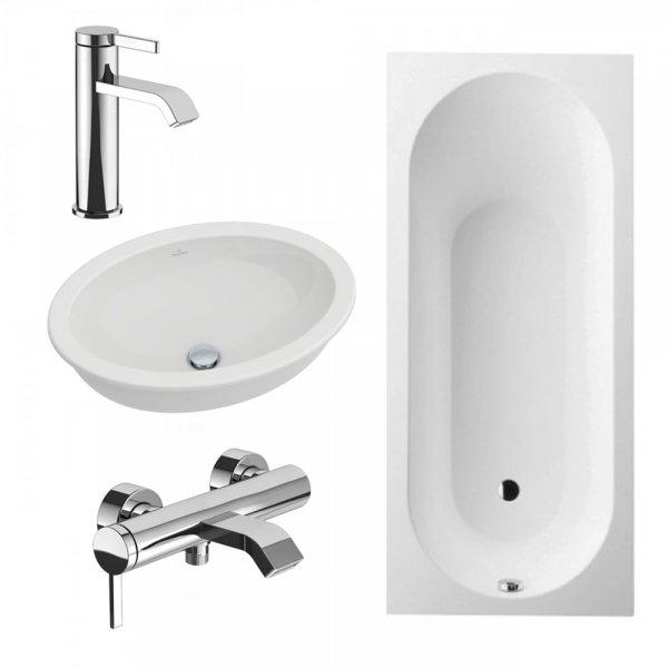 Комплект для ванной комнаты Villeroy&Boch 1004GR