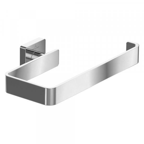 Держатель для туалетной бумаги без крышки Villeroy & Boch Elements-Striking TVA15200500061