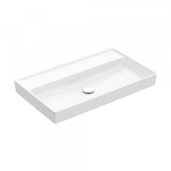 Раковина Villeroy & Boch Collaro 46,6x79,7 см, настенный монтаж 4A338301