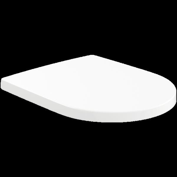 Сиденье для унитаза Villeroy & Boch Subway 3.0 с крышкой SoftClosing QuickRelease CeramicPlus 8M42S1S5