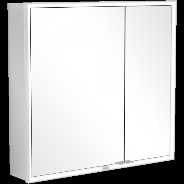 Встраиваемый зеркальный шкаф с подсветкой 80 х 75 см Villeroy & Boch My View Now