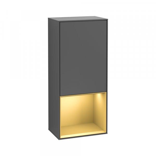 Боковой шкаф Villeroy & Boch Finion с подсветкой F540HFGK