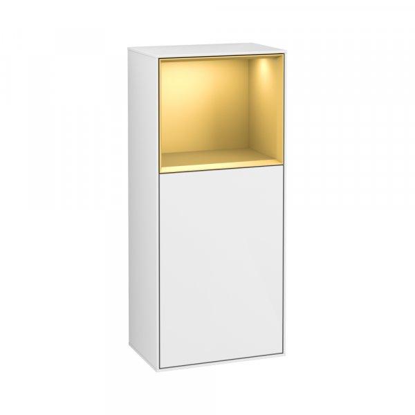Боковой шкаф Villeroy & Boch Finion с подсветкой G500HFGF