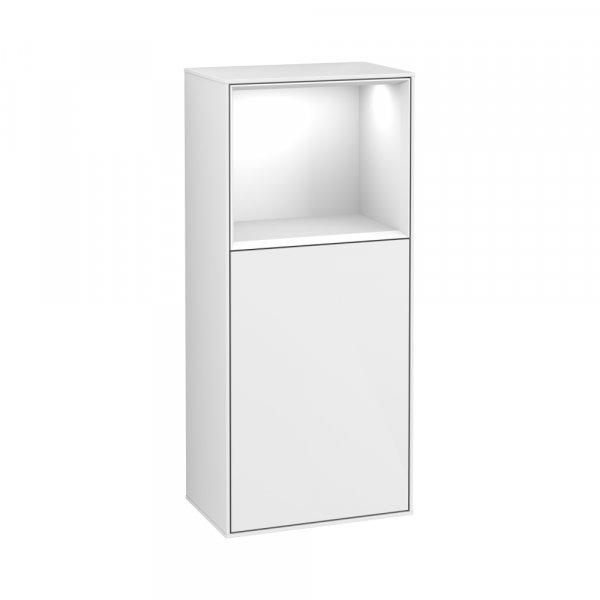 Боковой шкаф Villeroy & Boch Finion с подсветкой G530GFGF