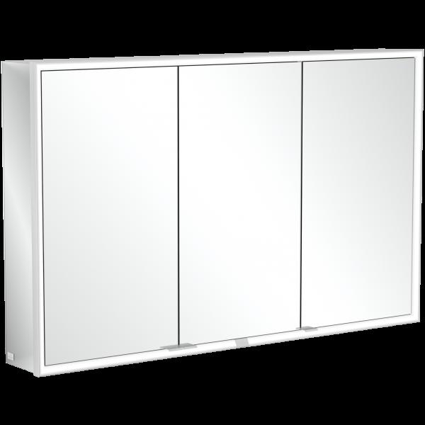 Настенный зеркальный шкаф с подсветкой 120 х 75 см Villeroy & Boch My View Now A4571200