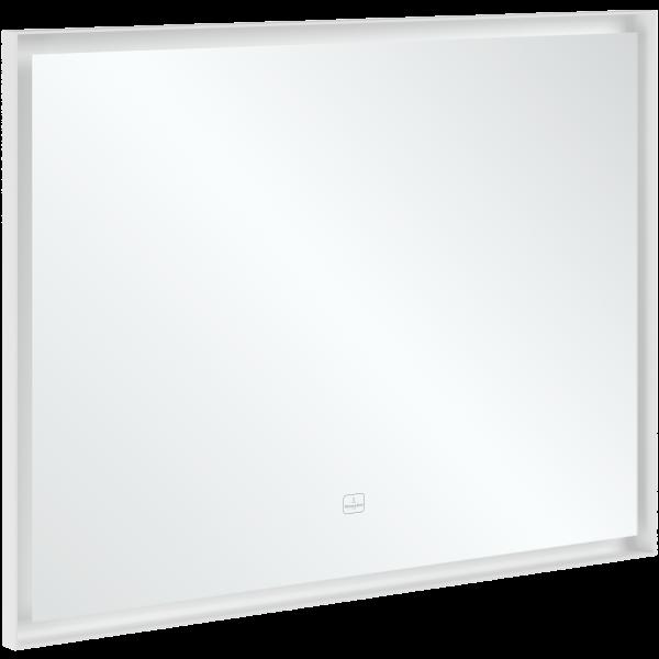 Зеркало с подсветкой 100 х 75 см Villeroy & Boch Subway 3.0 A46310BC