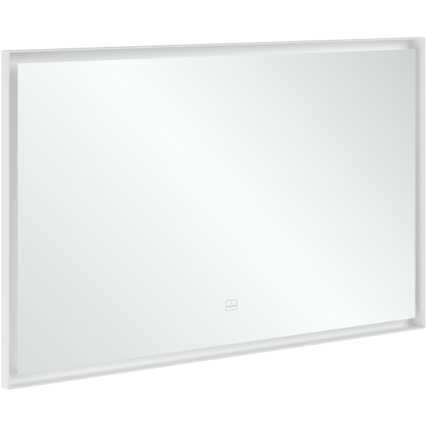Зеркало с подсветкой 120 х 75 см Villeroy & Boch Subway 3.0 A46312BC