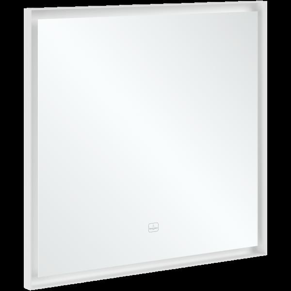 Зеркало с подсветкой 80 x 75 см Villeroy & Boch Subway 3.0 A46380BC