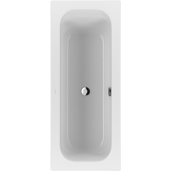 Ванна Villeroy & Boch Loop & Friends 170 x 70 см акриловая UBA177LFS2V-01