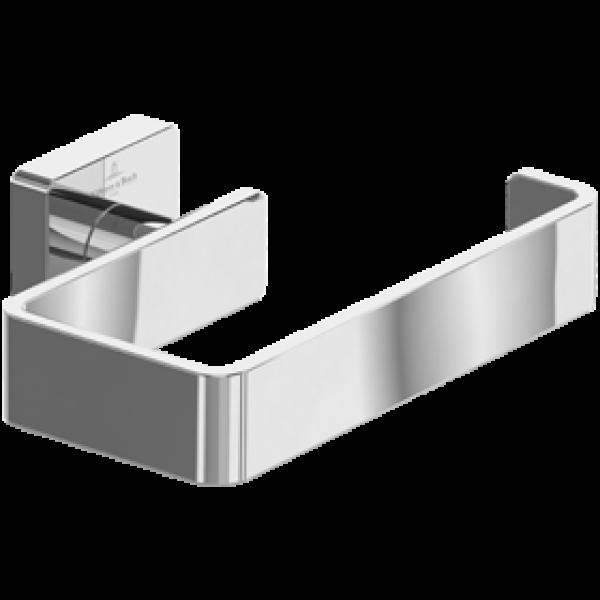 Держатель для туалетной бумаги без крышки Villeroy & Boch Elements-Striking TVA15201400061